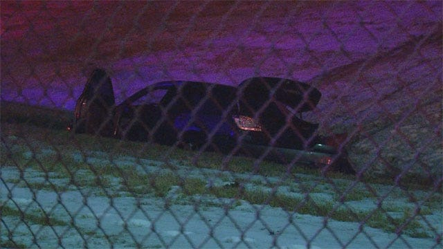 Black Ice May Be Behind Early-Morning Accidents Across OKC Metro