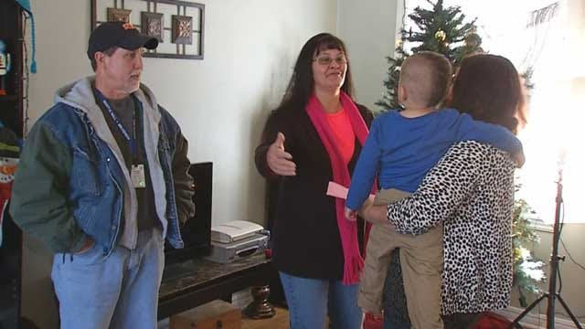 OK County Bondsman Assoc. 'Bails Out' Family In Need