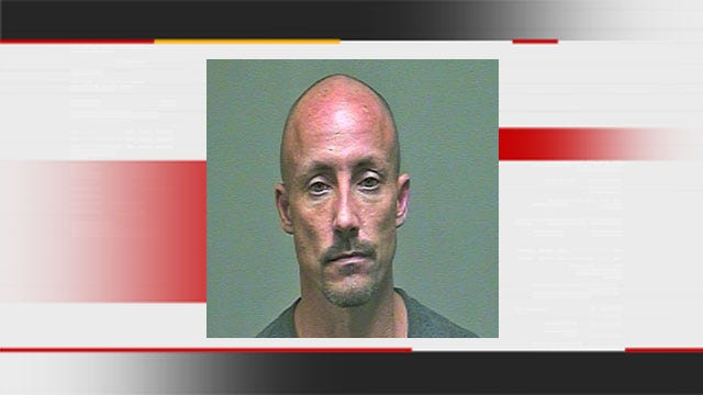 OKC Man Charged With Murder, Accused Of Shooting Girlfriend's Husband
