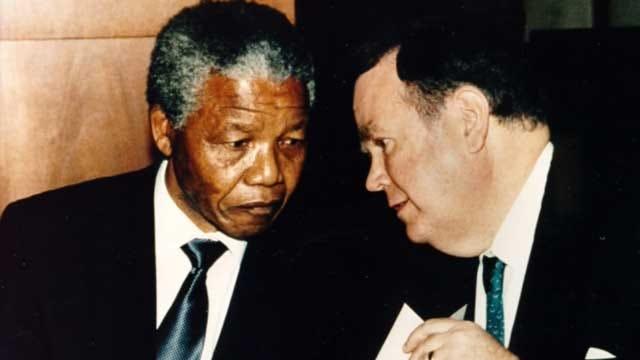 OU President David Boren Remembers Nelson Mandela