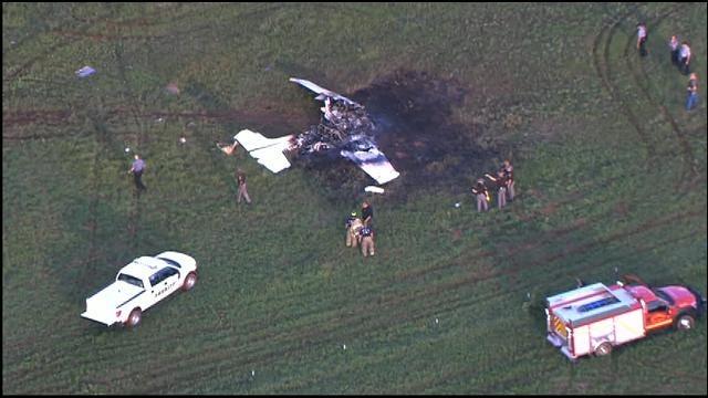 Pilot Error Blamed On Trooper Plane Crash, OHP Responds