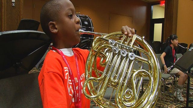 El Sistema Orchestra Performs First Concert In OKC