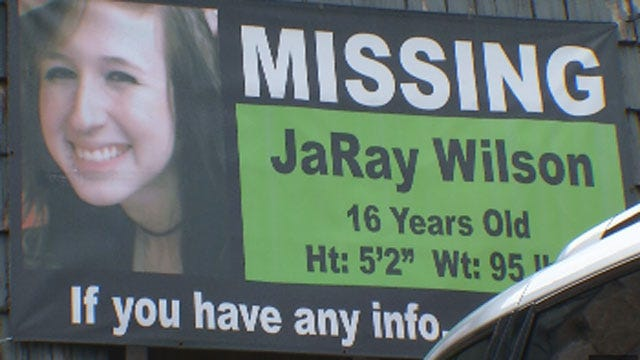 Skeletal Remains Found Near Weatherford Could Be Missing Teen Jaray Wilson