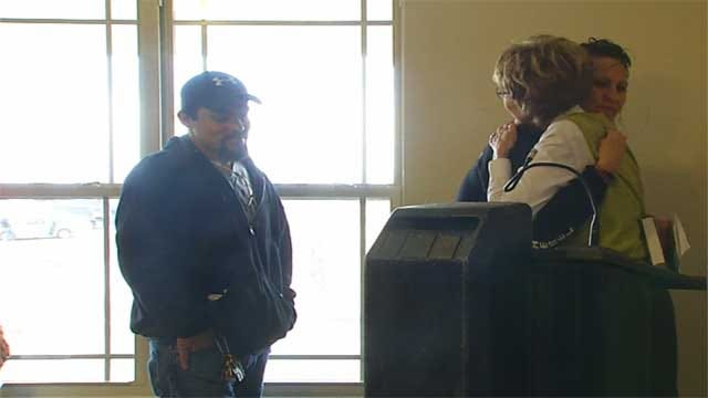 Carney Family Receives New Home After Losing House To Tornado