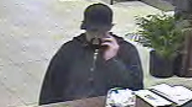 MidFirst Serial Bank Robber Strikes Again In OKC