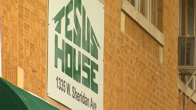 Jesus House Serves Food, Comfort To Homeless In OKC