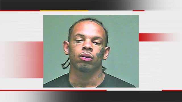 Victims Strip Suspect Naked, Take His Gun During Robbery In OKC