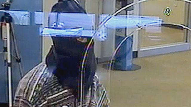 Accused Cop-Killing Bank Robber From Oklahoma City