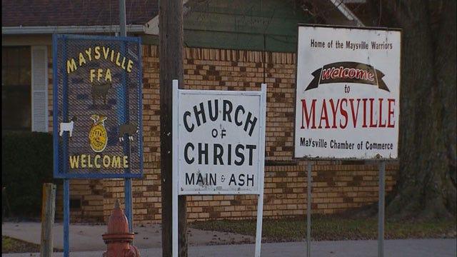 Guns Stolen In Rash Of Home Break-Ins in Maysville