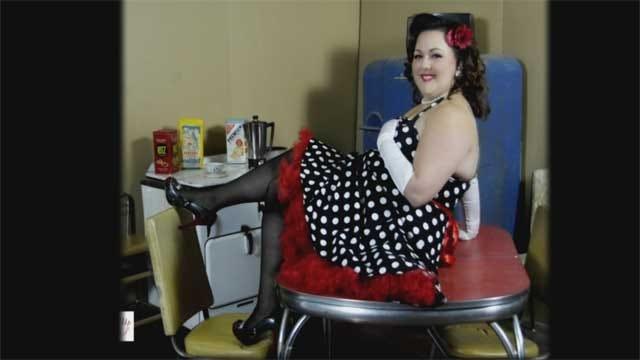 Pauls Valley Photographer Turns Women Into Pin-Up Beauties