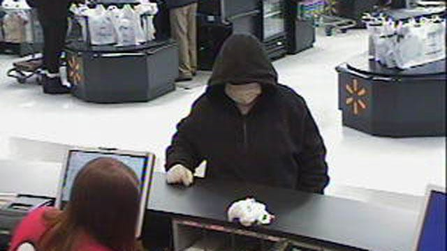 Suspect In Custody After Bank Robbery In NW OKC