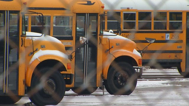 Deep Freeze: Icy Roads Keep Most Metro Schools Closed Monday