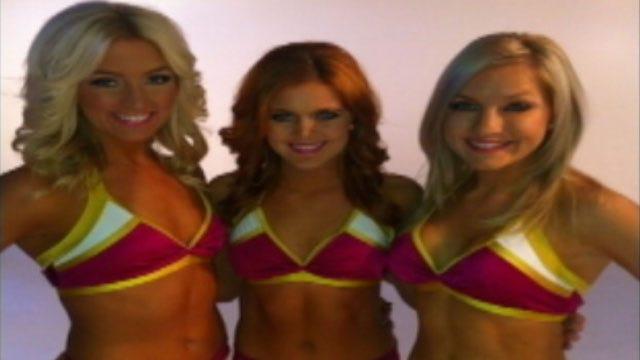 Three OKC Thunder Girls Make Super Bowl Dance Squad