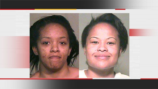 Women Arrested For Shoplifting At NW OKC Department Store