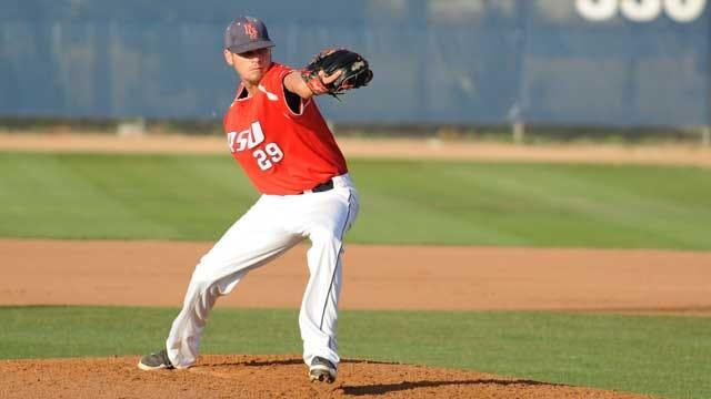 Duncan Named SAC Baseball Pitcher Of The Week