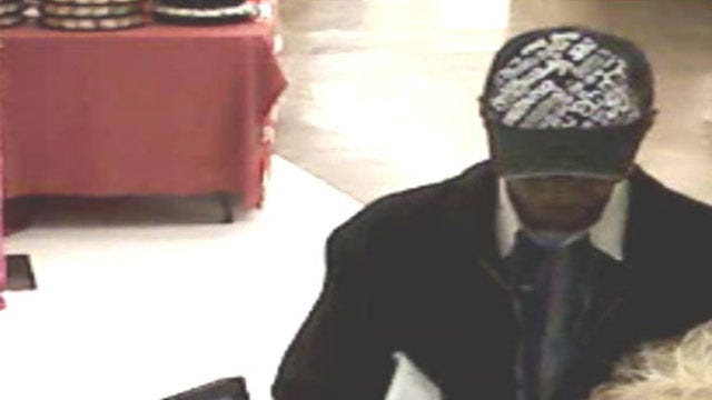 Man Robs Norman Bank, Escapes On Bicycle