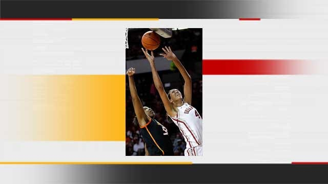 OU's Griffin Big 12 Player Of The Week