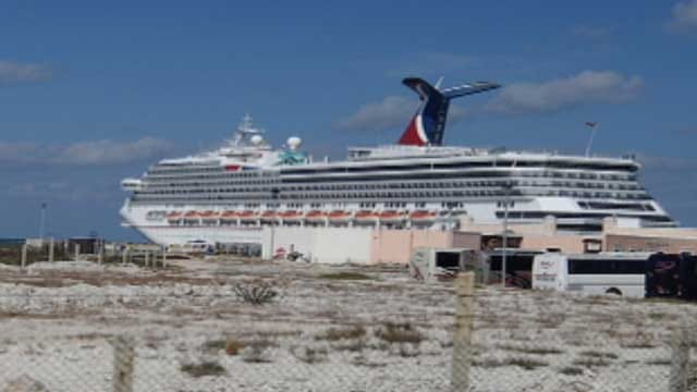 Piedmont Man Talks About Wife Being Stranded On Cruise Ship