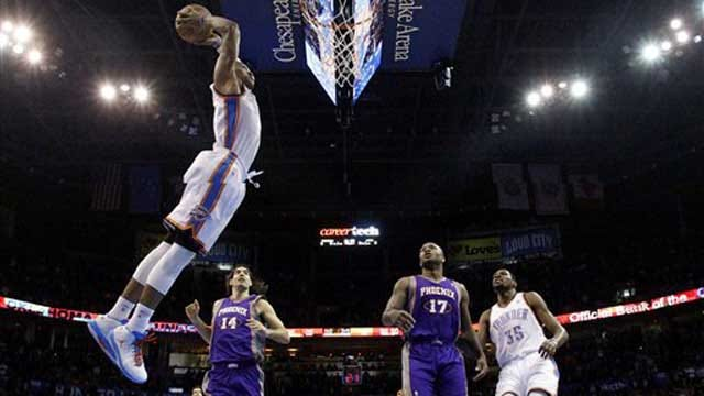 Russell Westbrook Named Western Conference Player Of The Week