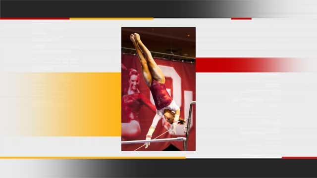 OU's Spears Ranked No. 1 On Beam