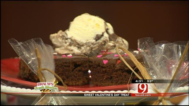 Avis' Chocolate Cake