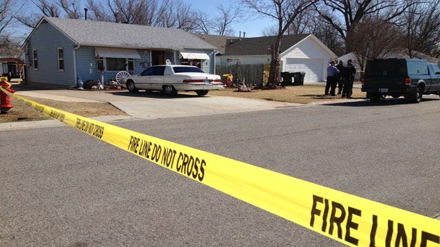 Body Found Inside Scorched Home In Norman