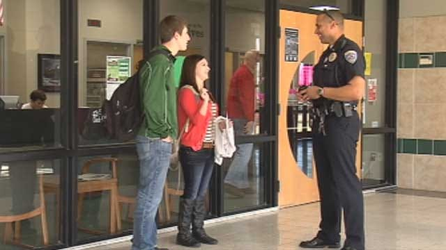 Edmond Releasing Video About Increased Police Presence at Schools