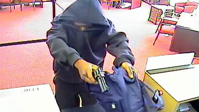 FBI Releases Photos Of Gunmen Who Robbed Warr Acres Bank