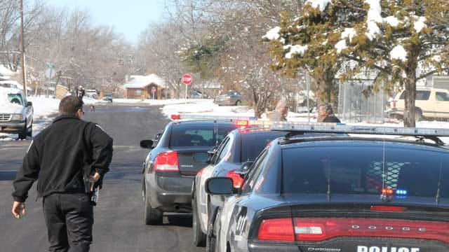 Naked Man Taken Into Custody Following Fatal Shooting In Elk City