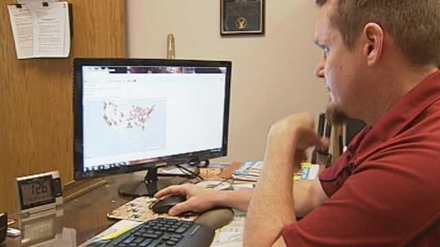 Guthrie Police Officer Works As Oklahoma's Child Porn Crusader
