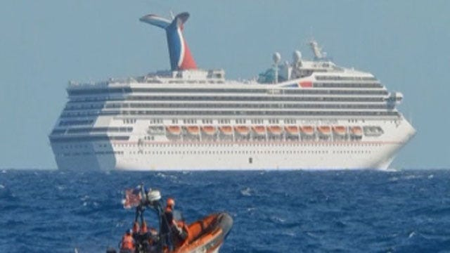 Ill-Fated Carnival Cruise Returns To Port