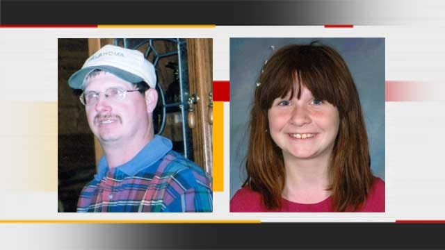 Missing Idabel Father, Daughter Found