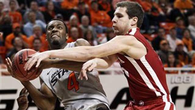 OU's M'Baye, Neal Named Academic All-Big 12