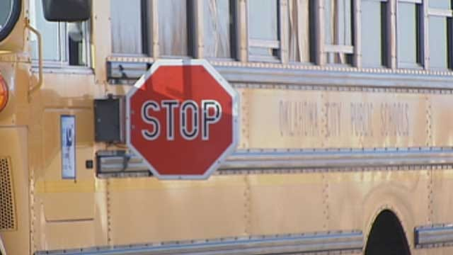 Some Oklahoma School Bus Stops Near Sex Offenders