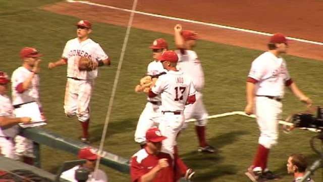 No. 14 OU Baseball Takes Season-Opener From Hofstra