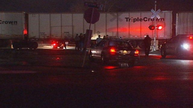 OKC Police Investigate Deadly Train Accident