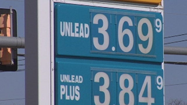 Gas Prices Soar Across Oklahoma Ahead of Annual Trend
