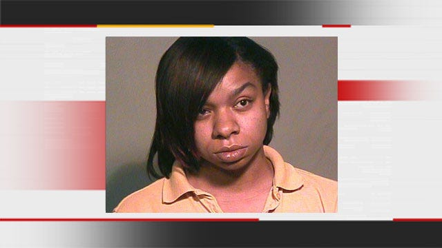 OKC Police Find Drugs In Bra Of Woman Accused Of Driving Drunk With Baby In Car