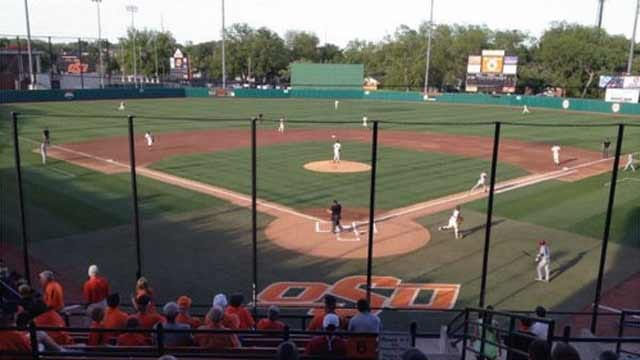 OSU Baseball Series Rescheduled For Tuesday