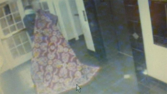 Possibly Intoxicated Men Caught On Camera Burglarizing Bricktown Business