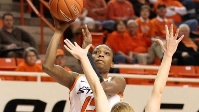 OSU's Toni Young Named Big 12 Player Of The Week