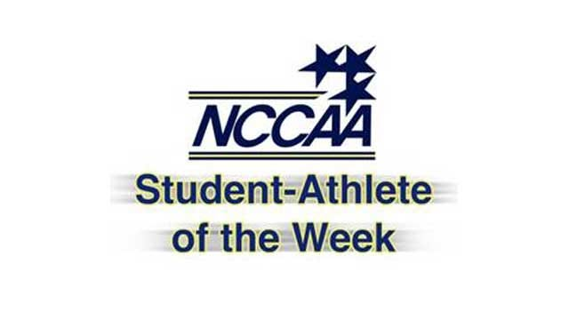 Three Oklahoma Athletes Claim NCCAA Student-Athlete Of The Week Honors