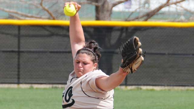 USAO's Bratcher Throws No-Hitter Tuesday At Hillsdale
