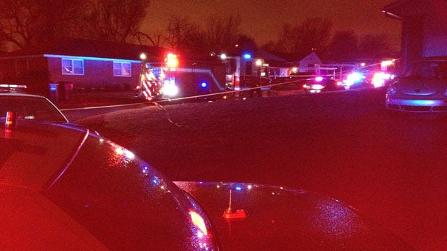 Violent Night In OKC As Police Respond To Three Fatal Shootings