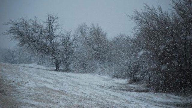 Wednesday's Snow Will Help Oklahoma's Drought Status