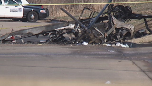 Two Killed, One Critically Injured After Medical Helicopter Crashes