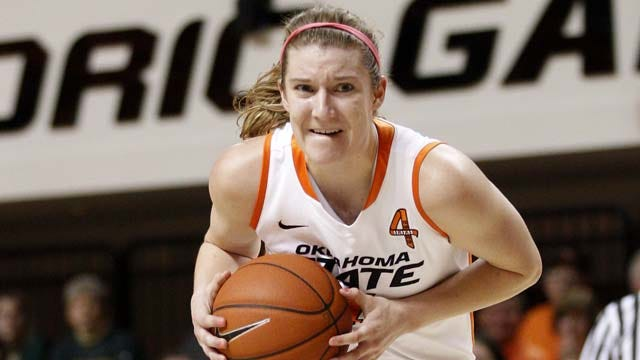 Cowgirls Pull Away From Sooners After Wild First Half