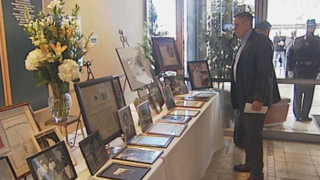 Memorial Service Held For OKC TV, Radio Icon Danny Williams