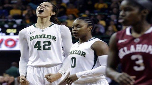 Griner Leads Baylor Past Sooners