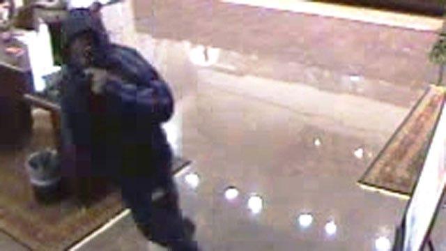 Gunmen Rob Bethany Bank